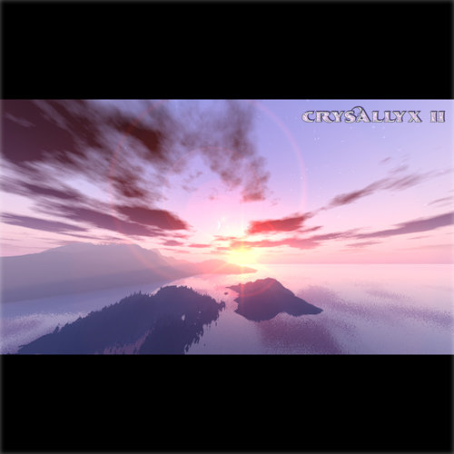 DJ Zen - Sufi Zikhr @ 'Crysallyx II' album (electronic, ambient)