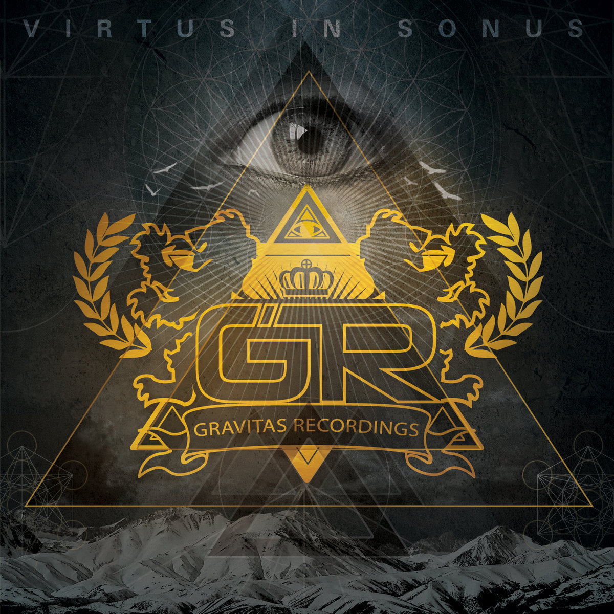 Metranohm - Revolution @ 'Virtus In Sonus' album (blunt instrument, boombaptist)