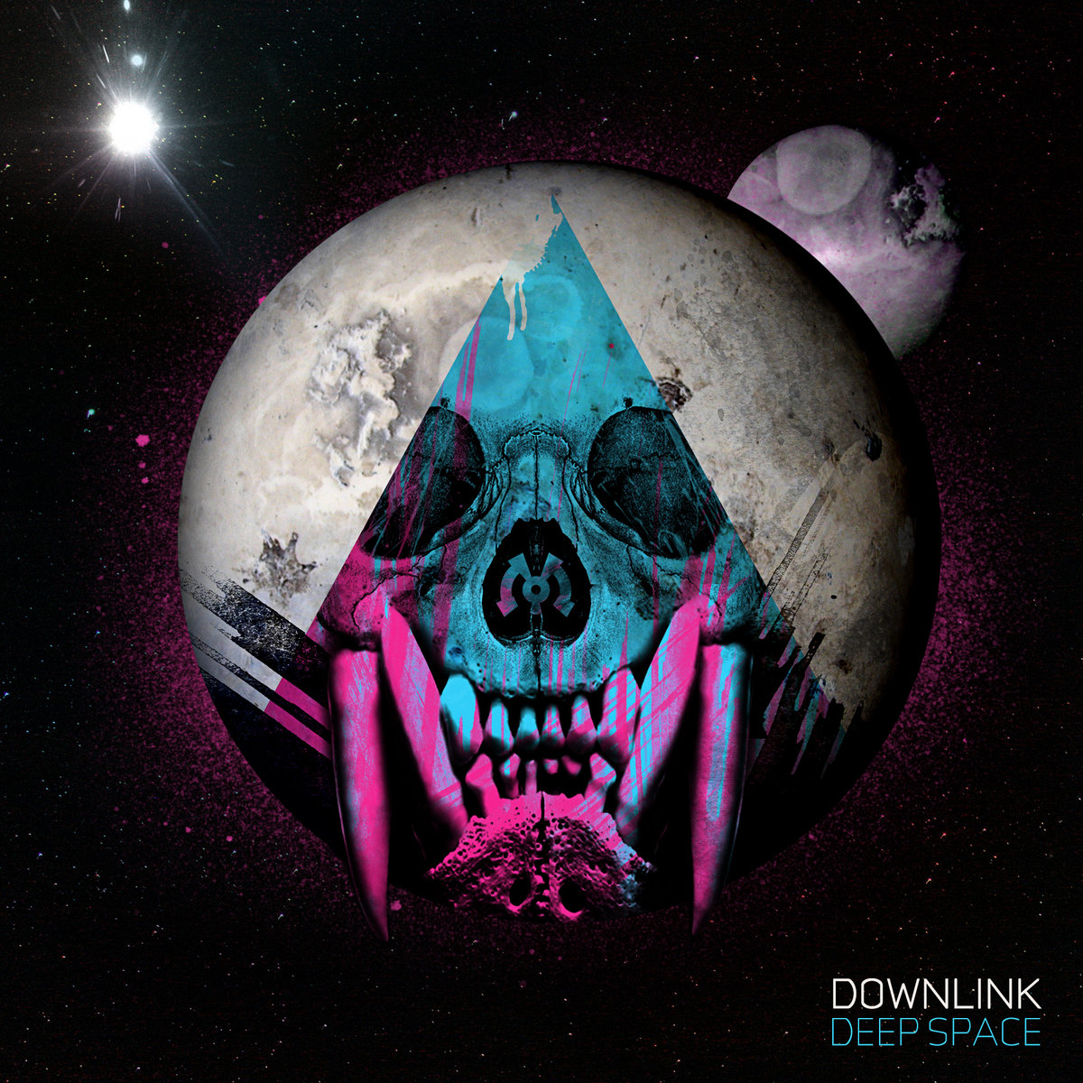 Downlink - Deep Space (Blackheart Remix) @ 'Deep Space' album (electronic, dubstep)
