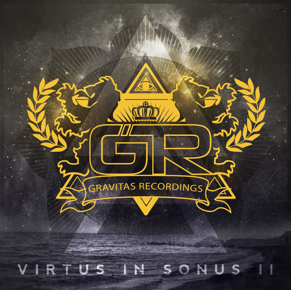 Sonic Geometry - Rollin @ 'Virtus In Sonus II' album (Austin)