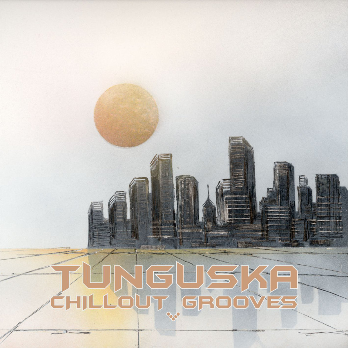 Olga Scotland - Iron Flowers From Sirius @ 'Tunguska Chillout Grooves - Volume 5' album (electronic, ambient)