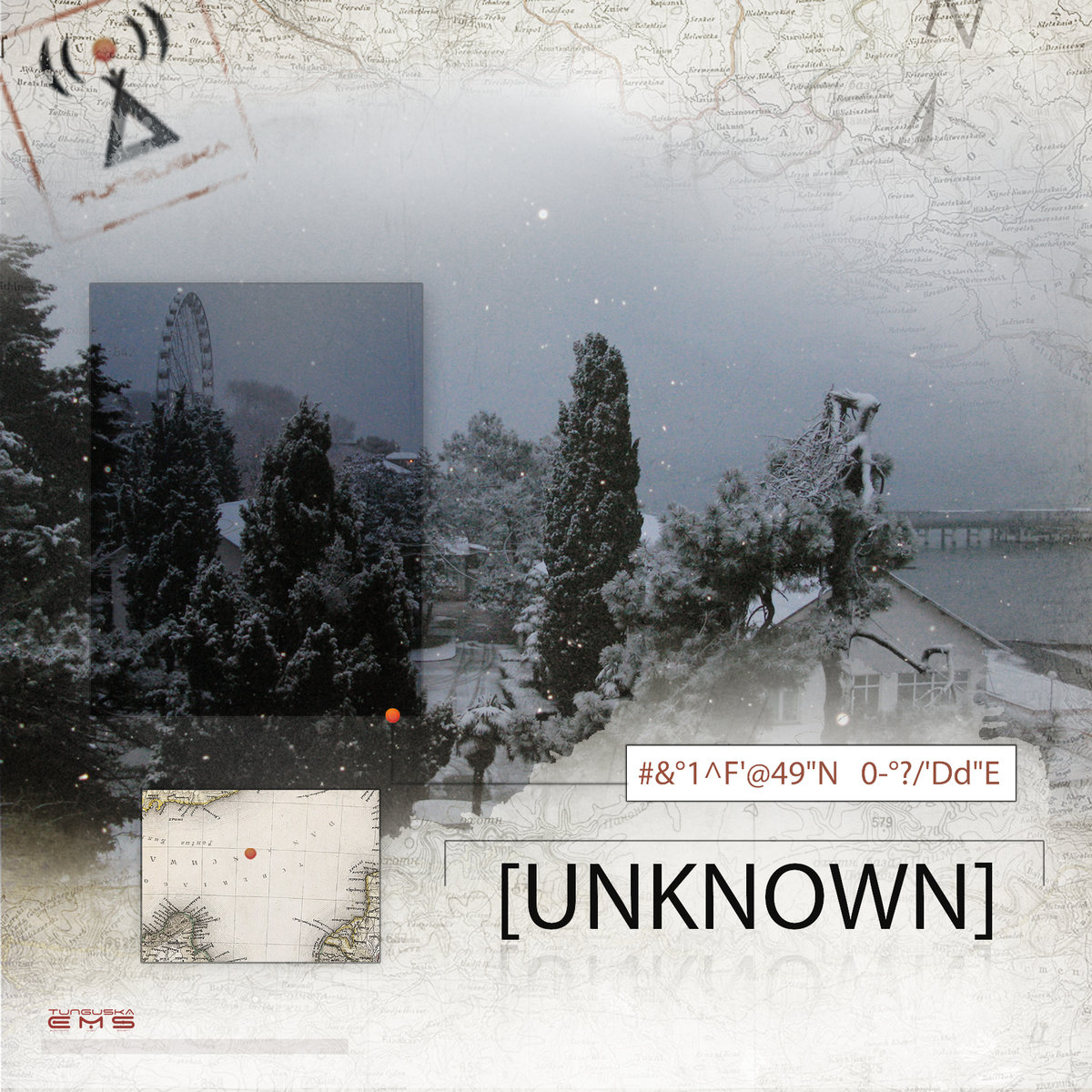Soft Note & Sokpb Avabodha - Last Day @ 'Point - [UNKNOWN]' album (electronic, ambient)