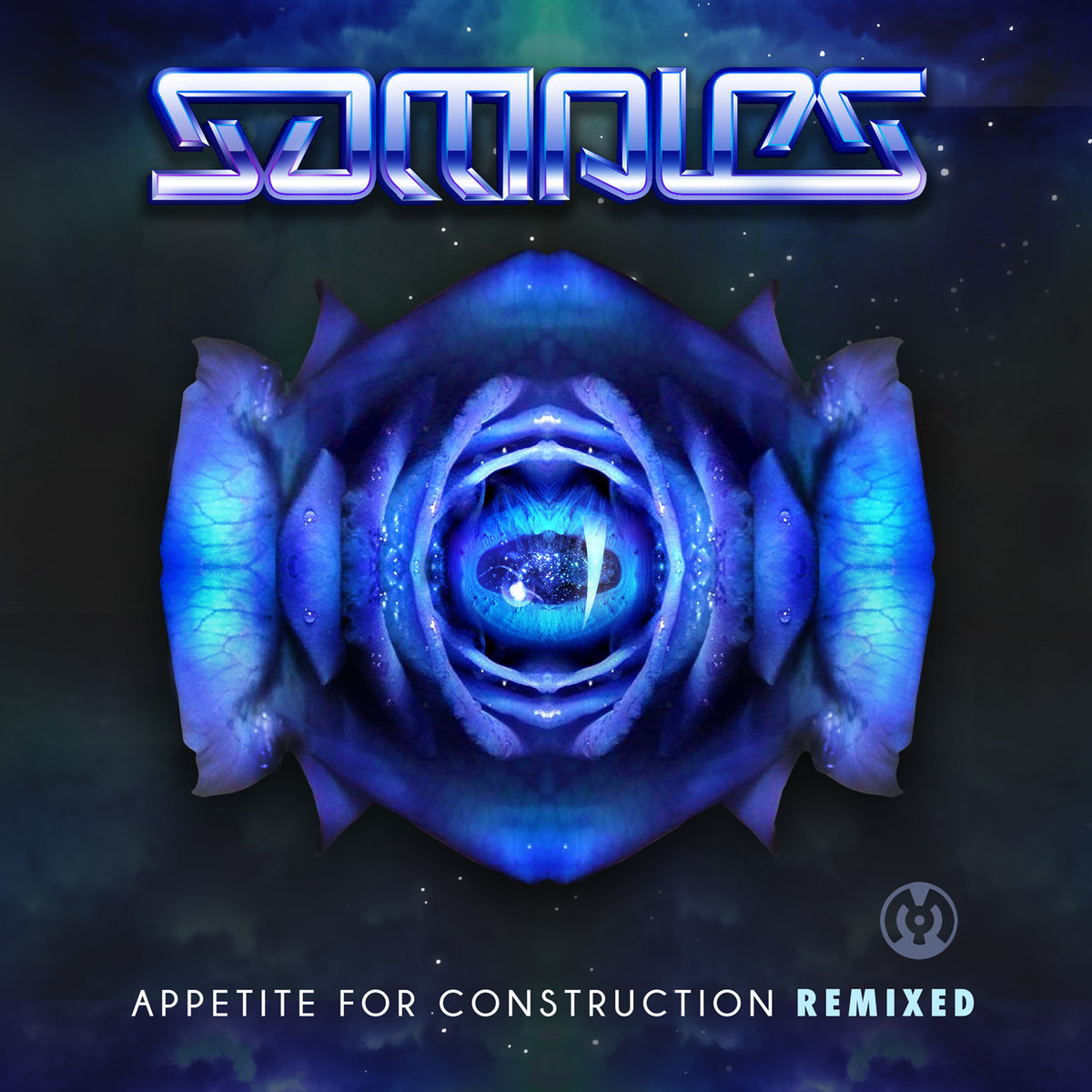 Samples - Corporate (RSK & Get Nasty Remix) @ 'Appetite For Construction Remixed' album (electronic, dubstep)