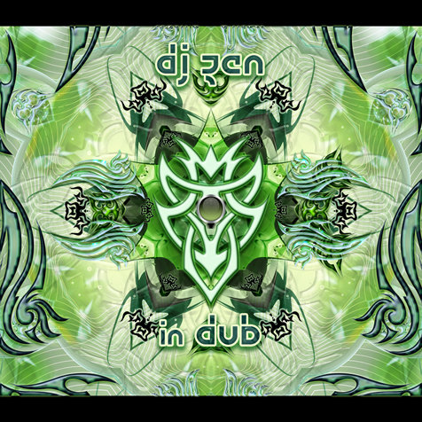 DJ Zen - Dub Is My Religion @ 'In Dub Vol.1' album (electronic, ambient)