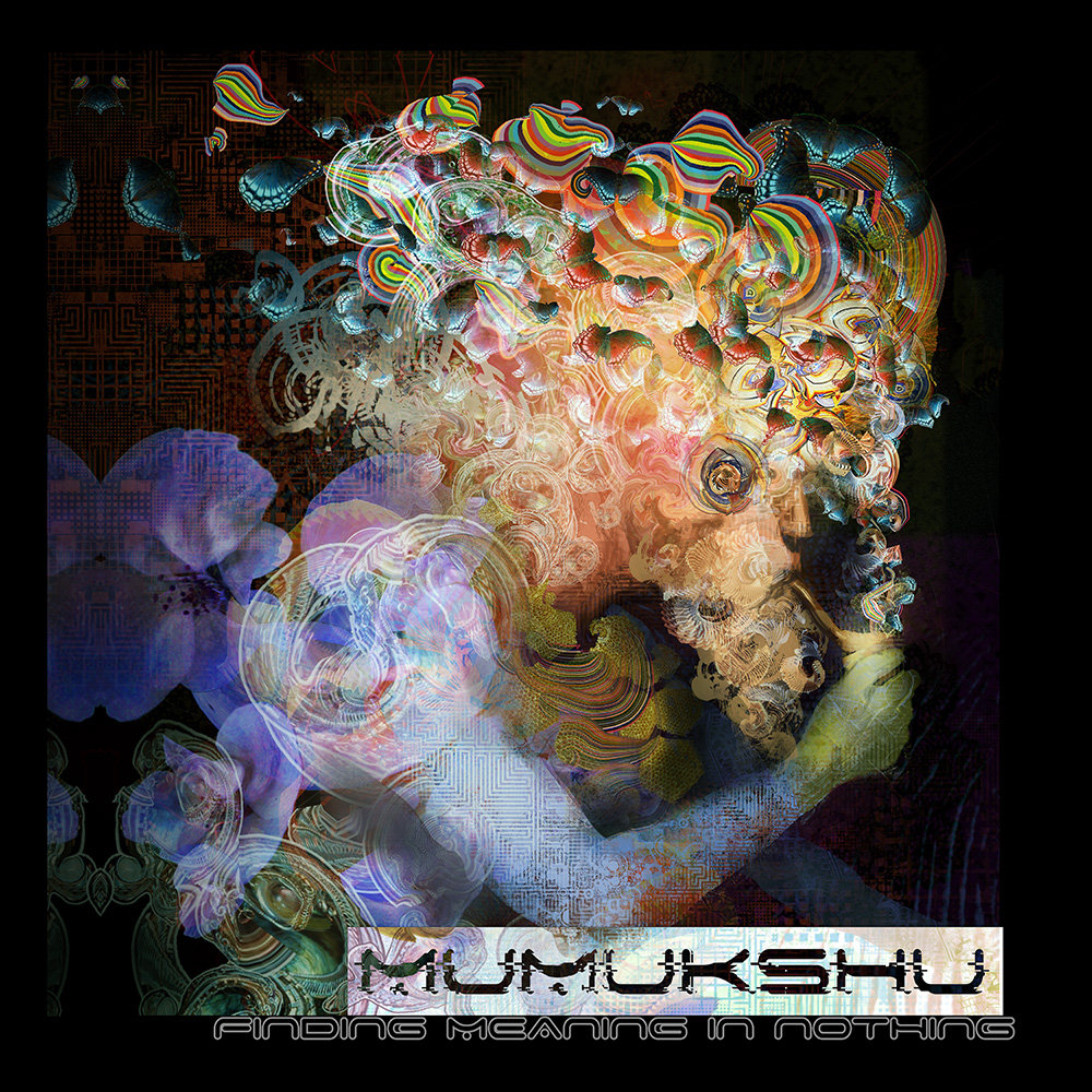 Mumukshu feat. Bogtrotter - Cryptic Polliwog @ 'Finding Meaning in Nothing' album (electronic, merkabamusic)