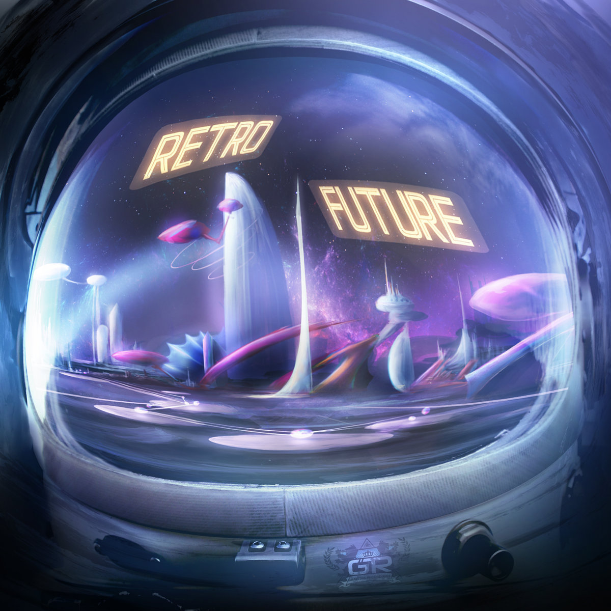 Kendall Clark - Retro Future @ 'Retro Future' album (house, drum and bass)