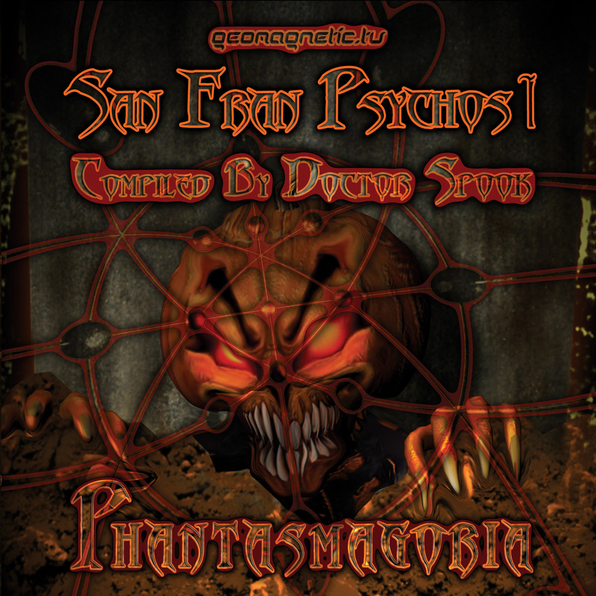 The Loomii (Mystic Luminate) - Demonoid @ 'Various Artists - San Fran Psychos 1 - Phantasmagoria' album (electronic, goa)