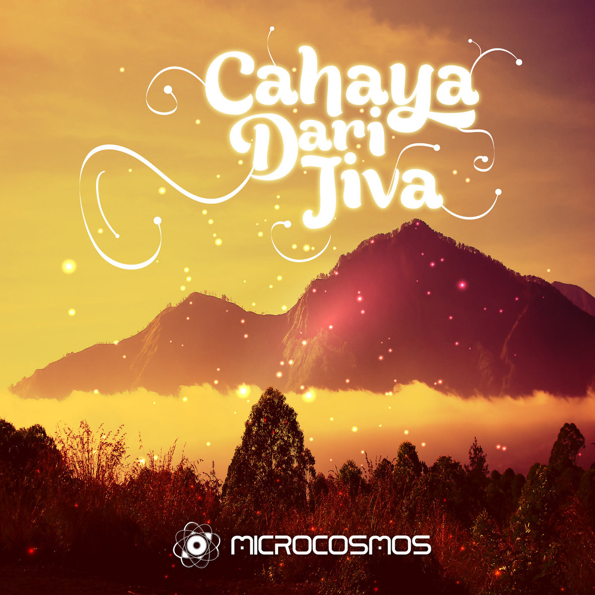 By The Rain - Mystical Water @ 'Various Artists - Cahaya Dari Jiva' album (ambient, chill-out)