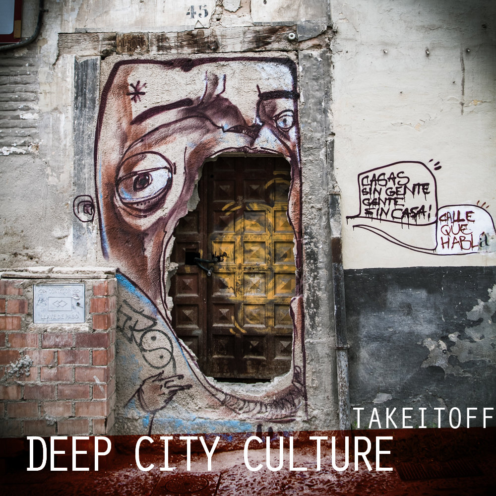 Deep City Culture - Marky Bark & The Cat Nip Quartet @ 'Take It Off' album (808, bass)