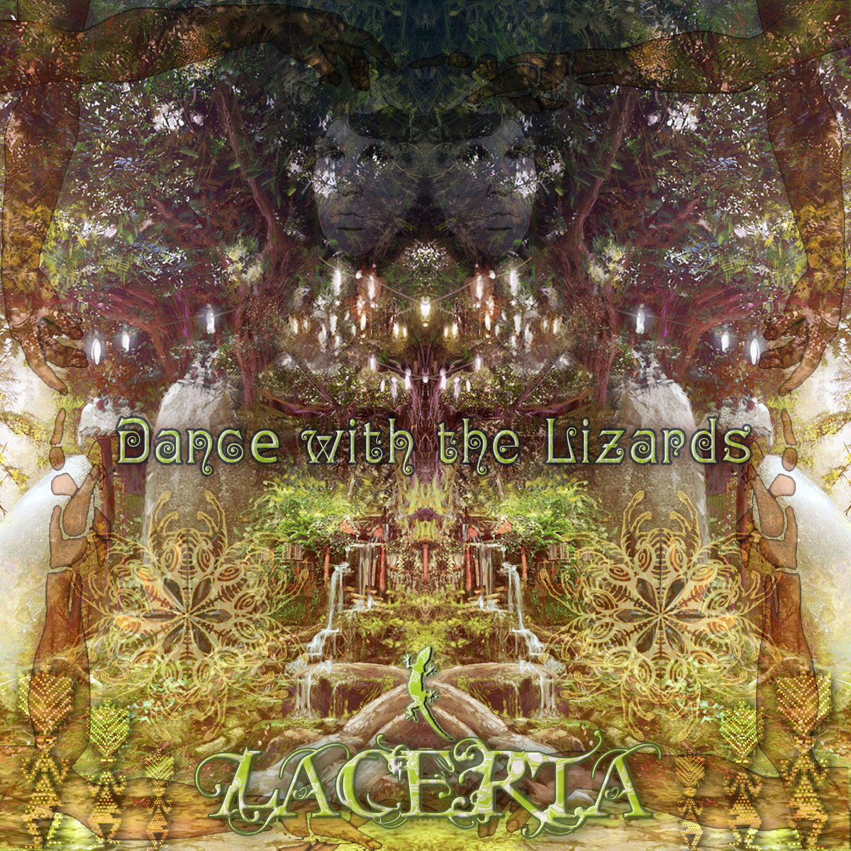 Lacerta - Wizards @ 'Dance With The Lizards' album (ambient, electronic)