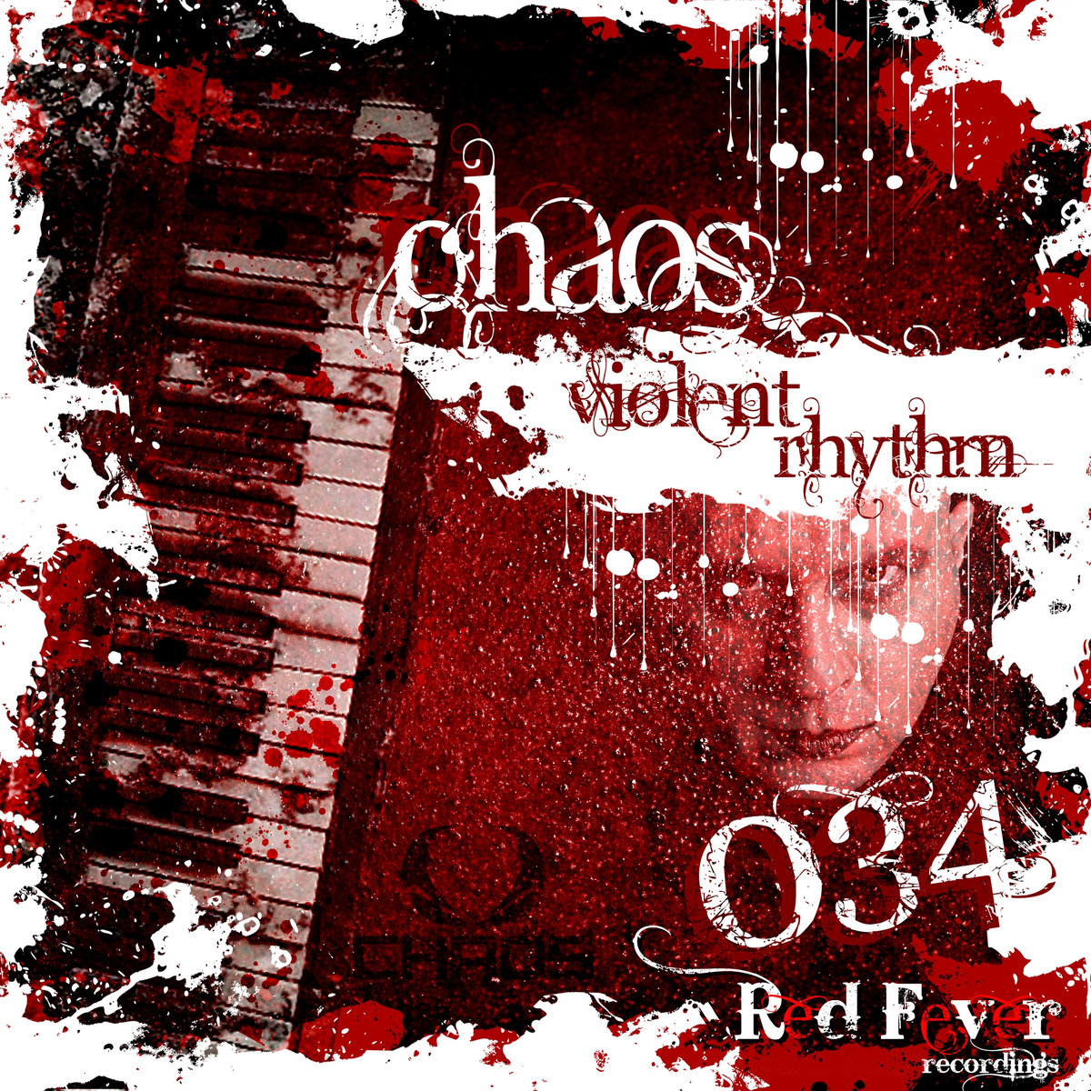 Chaos - Against You @ 'Violent Rhythm' album (electronic, chaos)