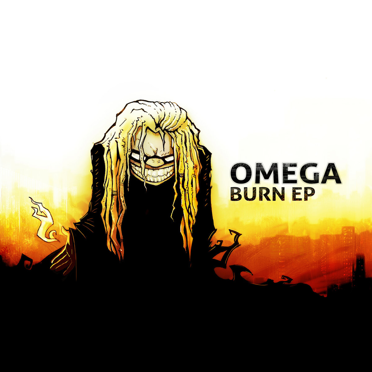 Omega - Burn (artwork)