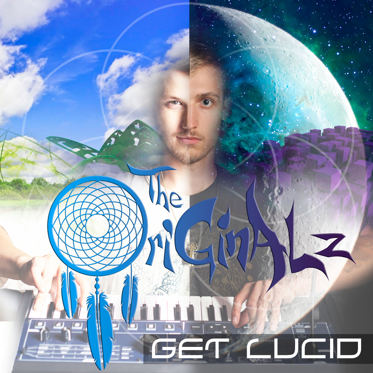 The OriGinALz - Cheez Wiz n' Crackers @ 'Get Lucid' album (Austin)
