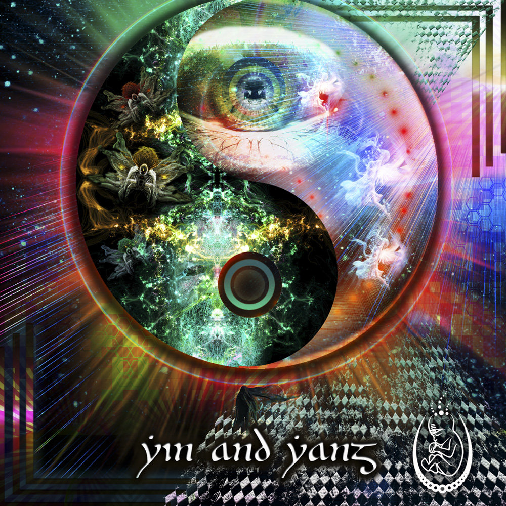 Hallulaya - Black Moon @ 'Various Artists - Yin & Yang 2' album (ambient, electronic)