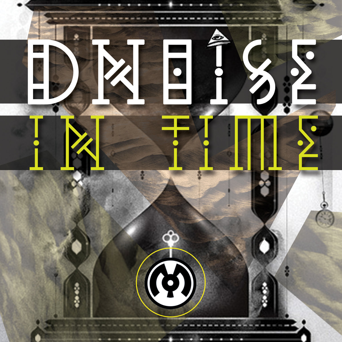 D-Noise - In Time @ 'In Time' album (electronic, dubstep)