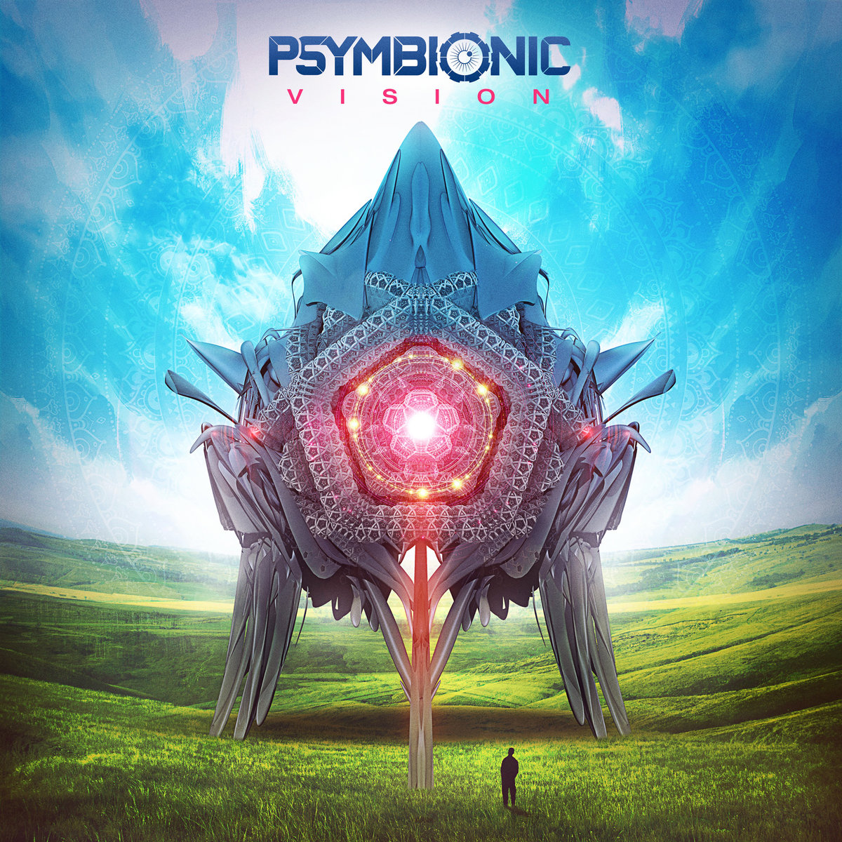 Psymbionic - Low Tide @ 'Vision' album (electronic, dubstep)