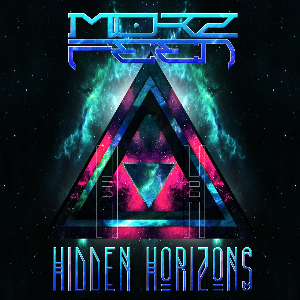 MorZfeeN - Emerald City @ 'Hidden Horizons' album (electronic, dubstep)
