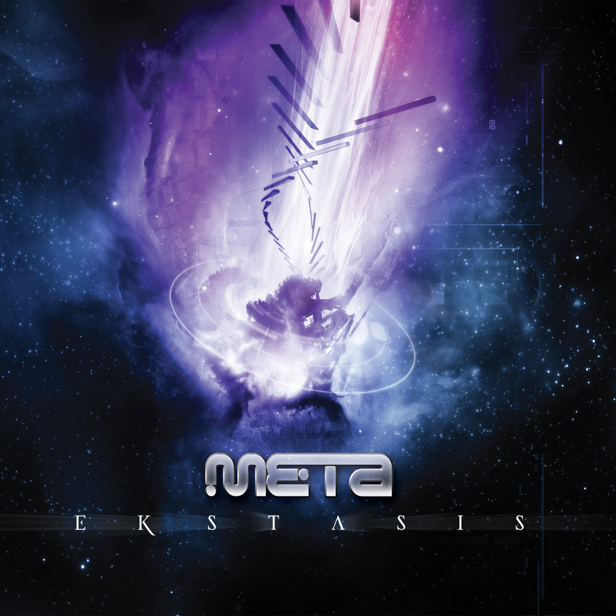 Meta - The Equation @ 'Ekstasis' album (electronic, meta)