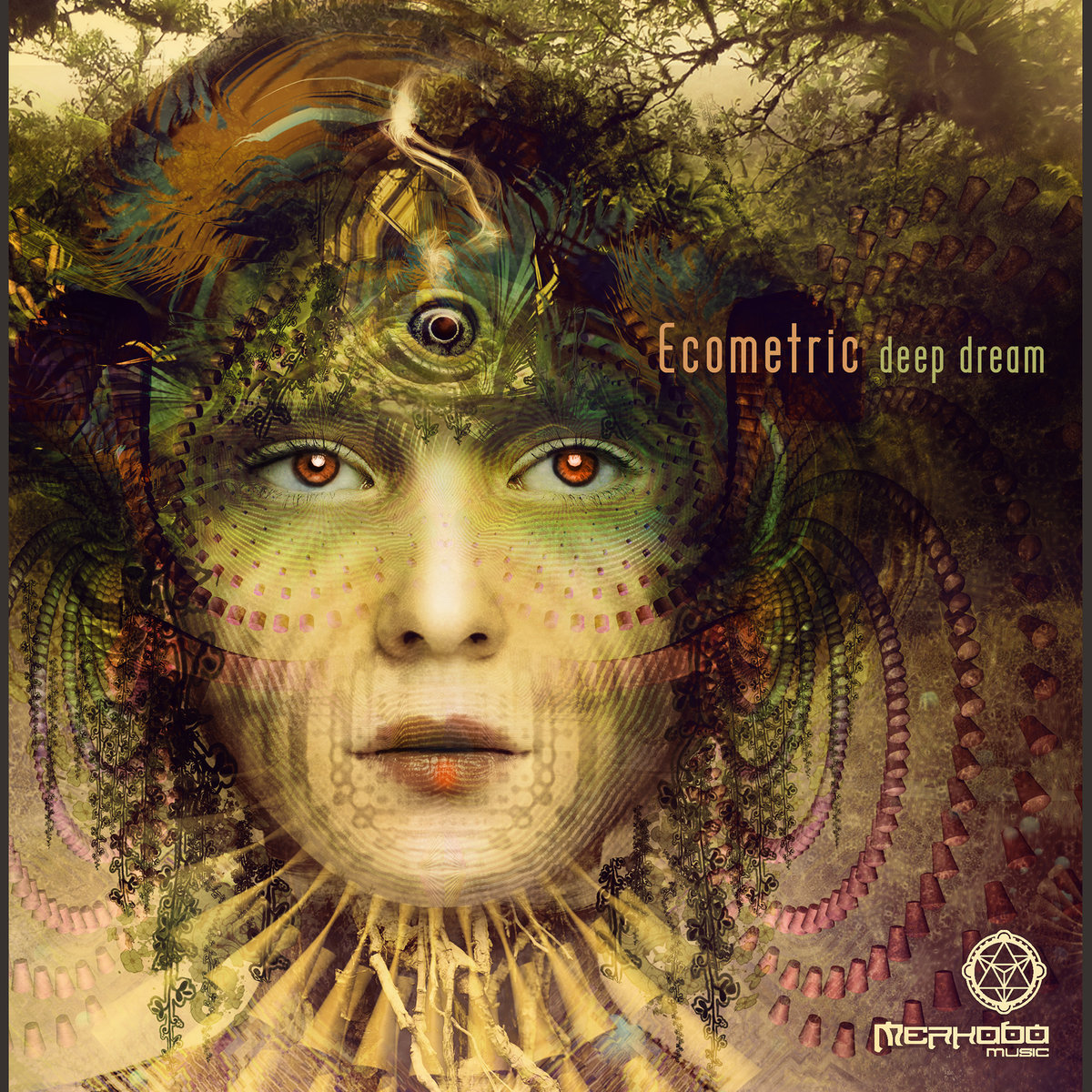 Ecometric - Deep Dream @ 'Deep Dream' album (electronic, ambient)