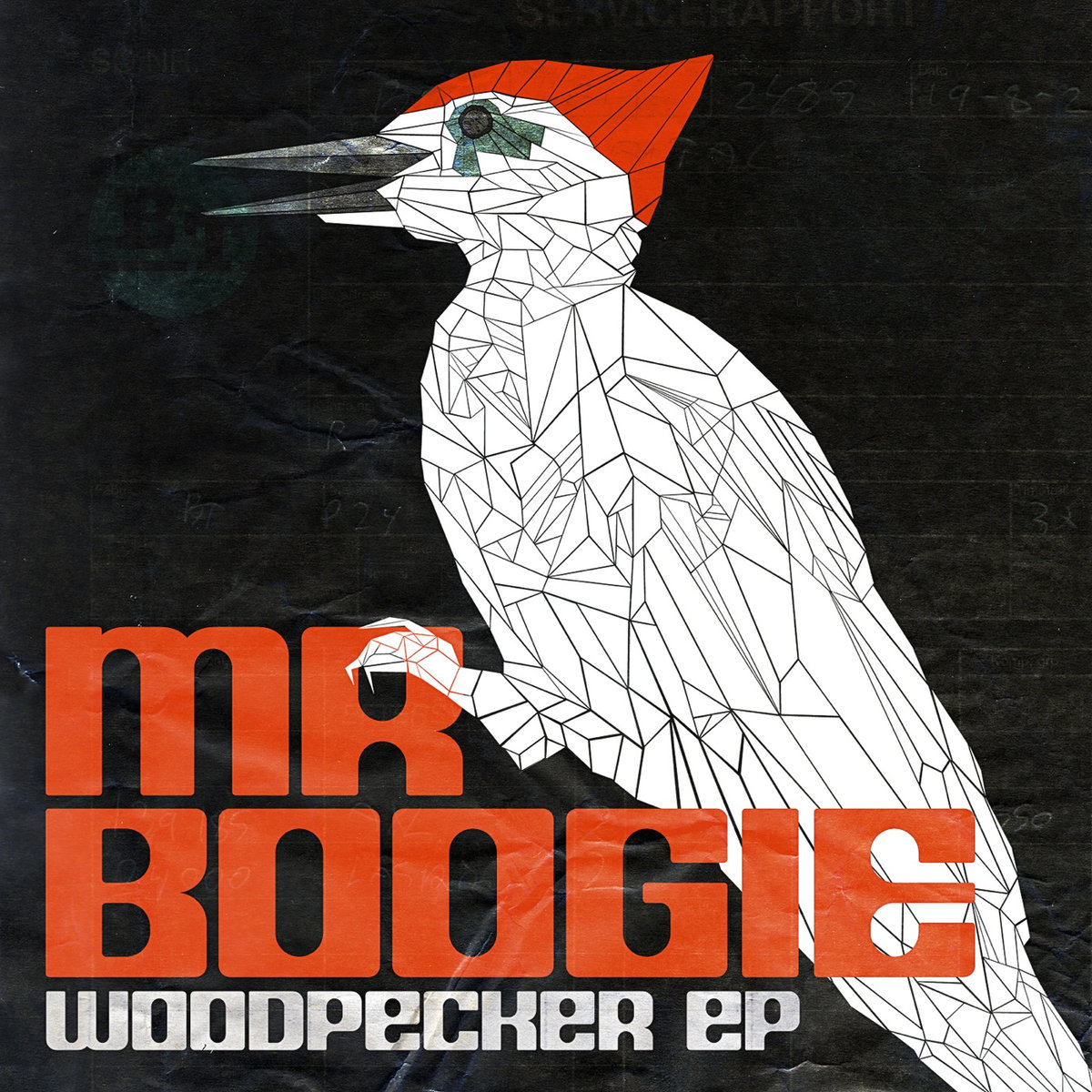 Mr. Boogie - Woodpecker @ 'Woodpecker' album (electronic, dubstep)