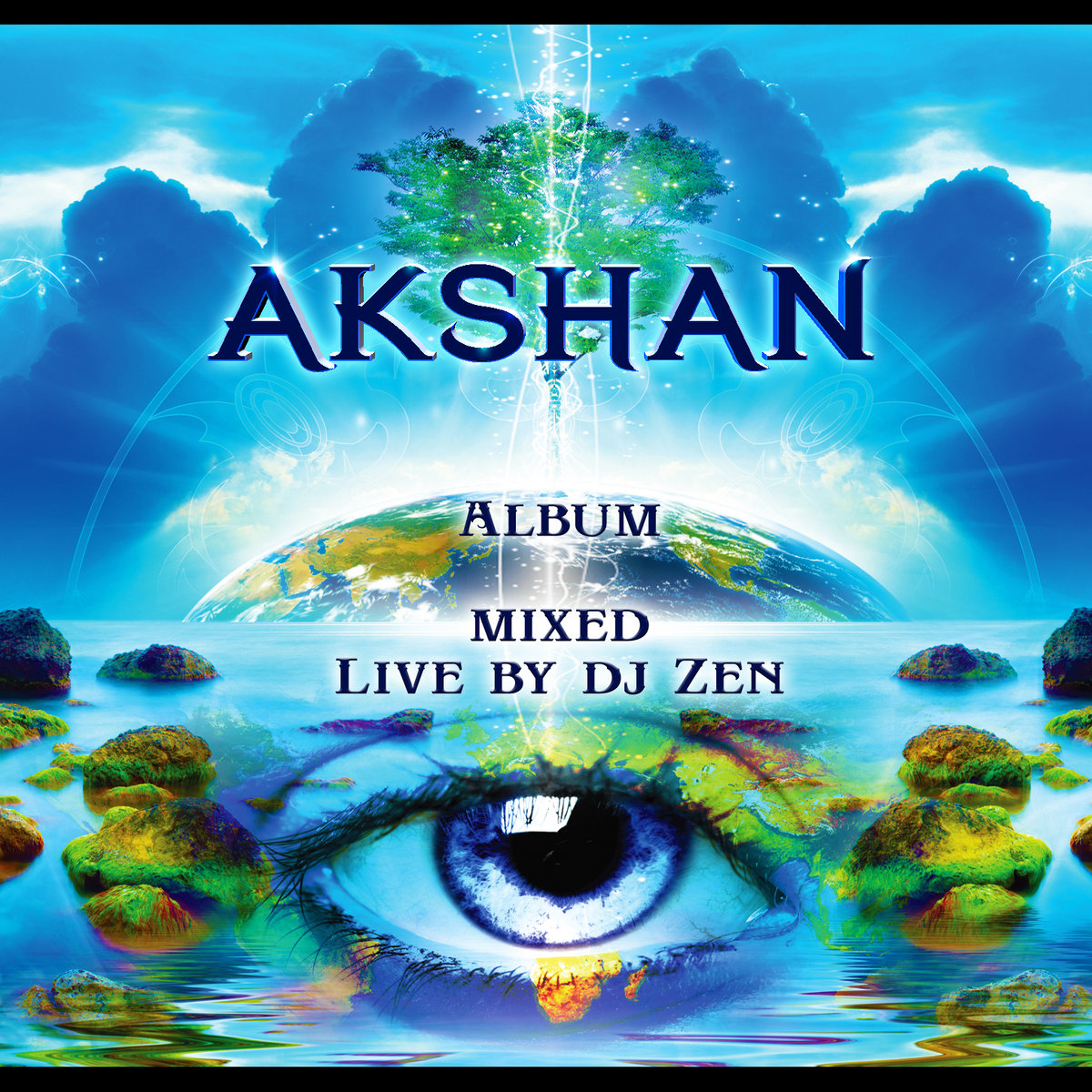 "DJ Zen - Akshan ""The Tree Of Life"" - PsyMind 2012 @ 'Akshan \"