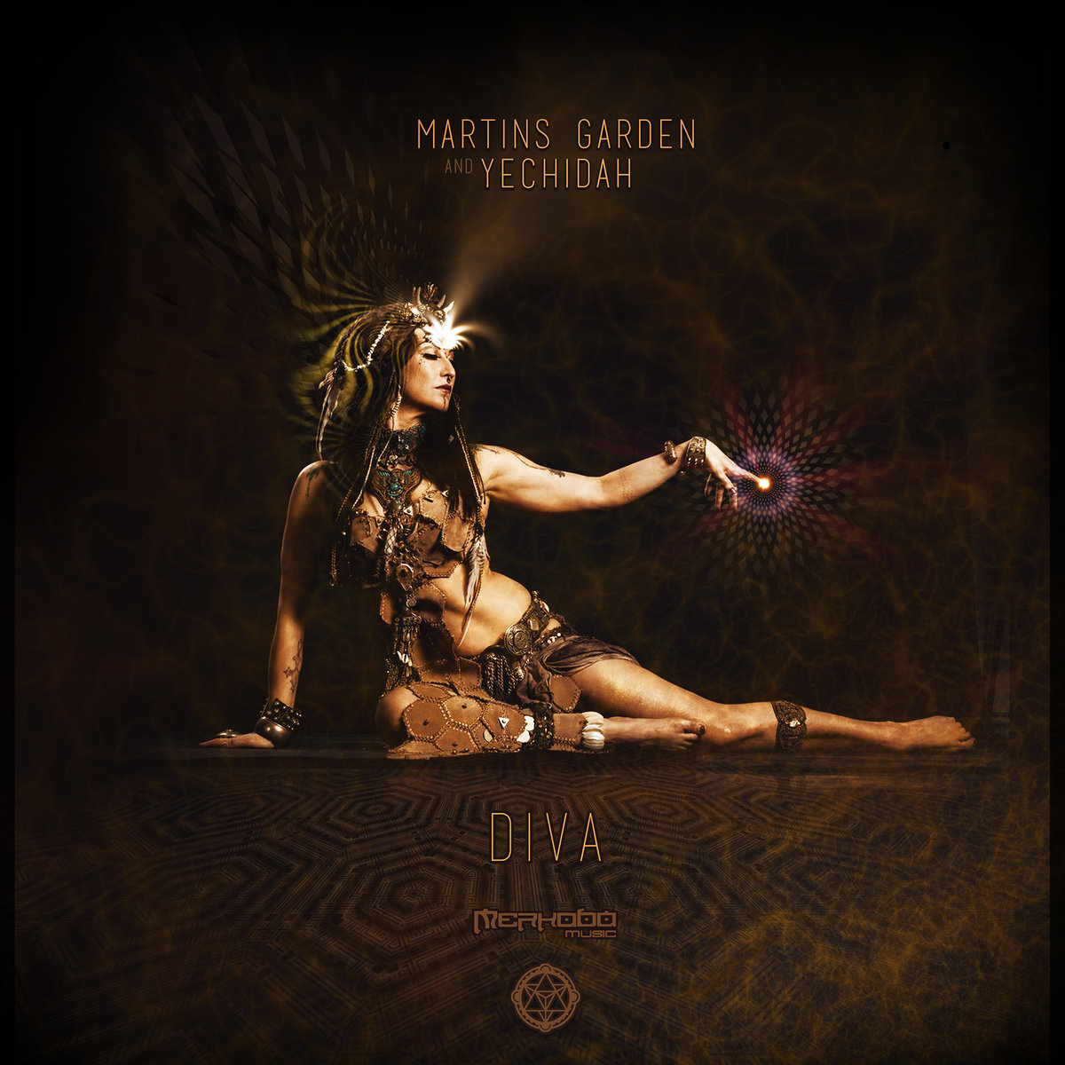 Martins Garden & Yechidah - Diva (artwork)
