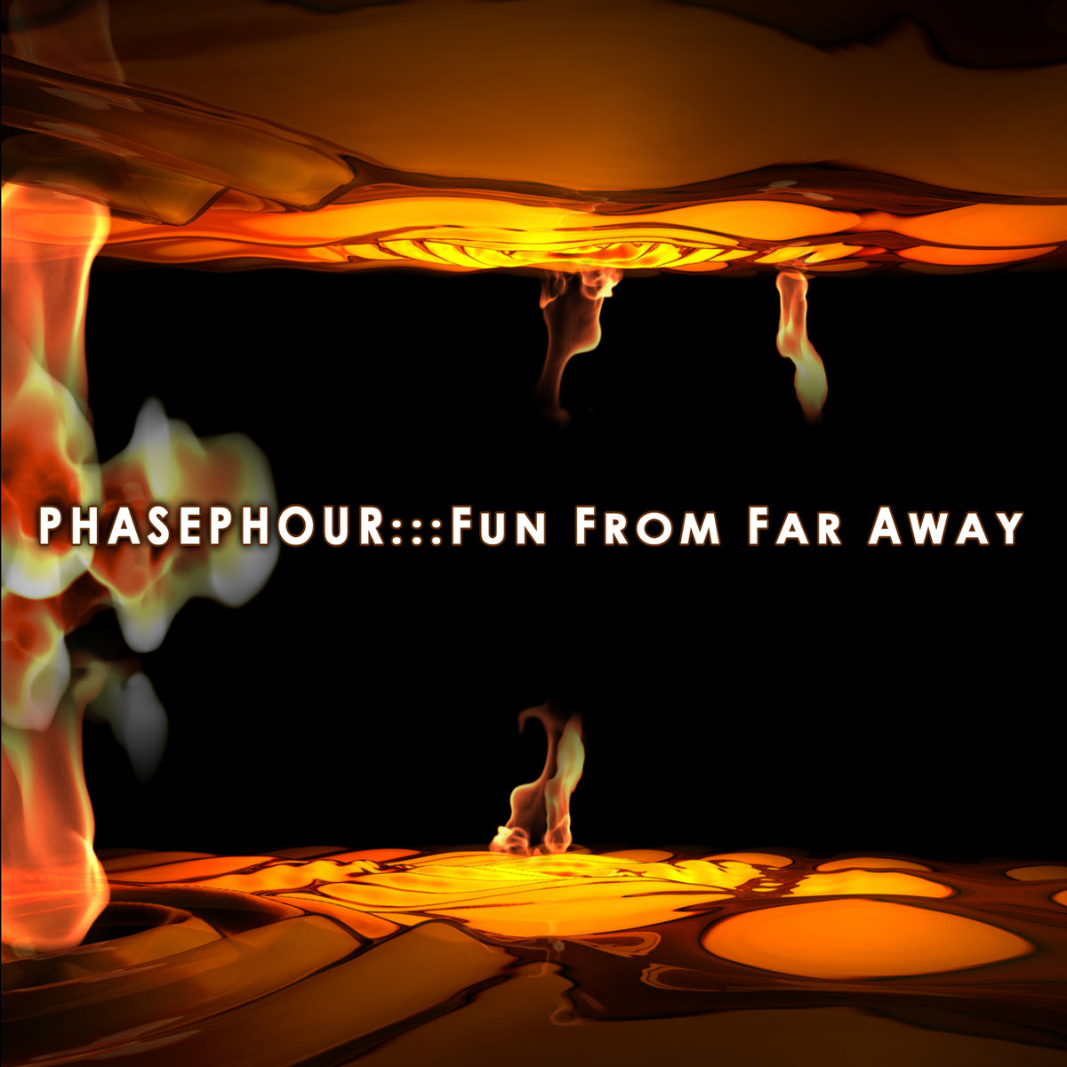PhasePhour - Scary Up Close @ 'Fun From Far Away' album (electronic, goa)