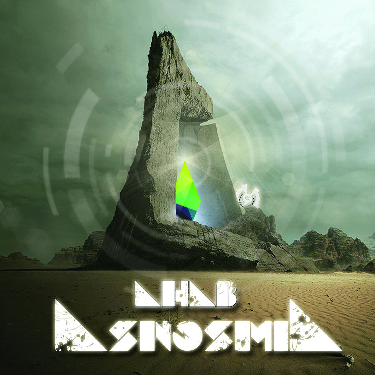 AHAB - Asnosmia (Free Crush Remix) @ 'Asnosmia' album (electronic, dubstep)