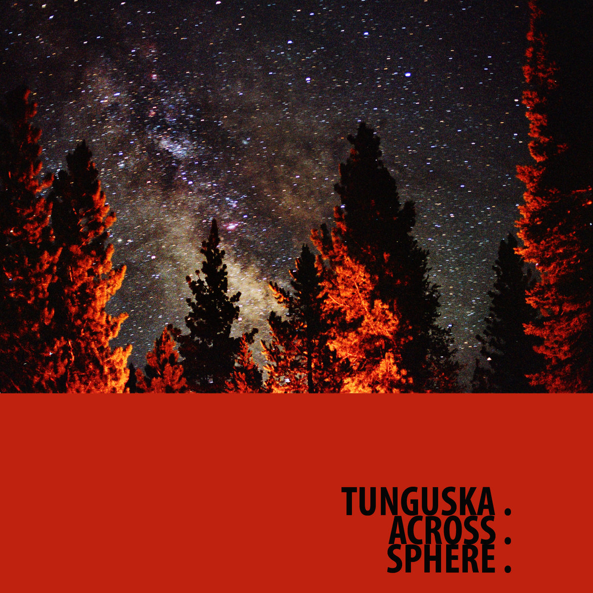 Max Loginov - Smoked Up Contrabass @ 'Ellipsis - Tunguska.Across.Sphere.' album (electronic, ambient)