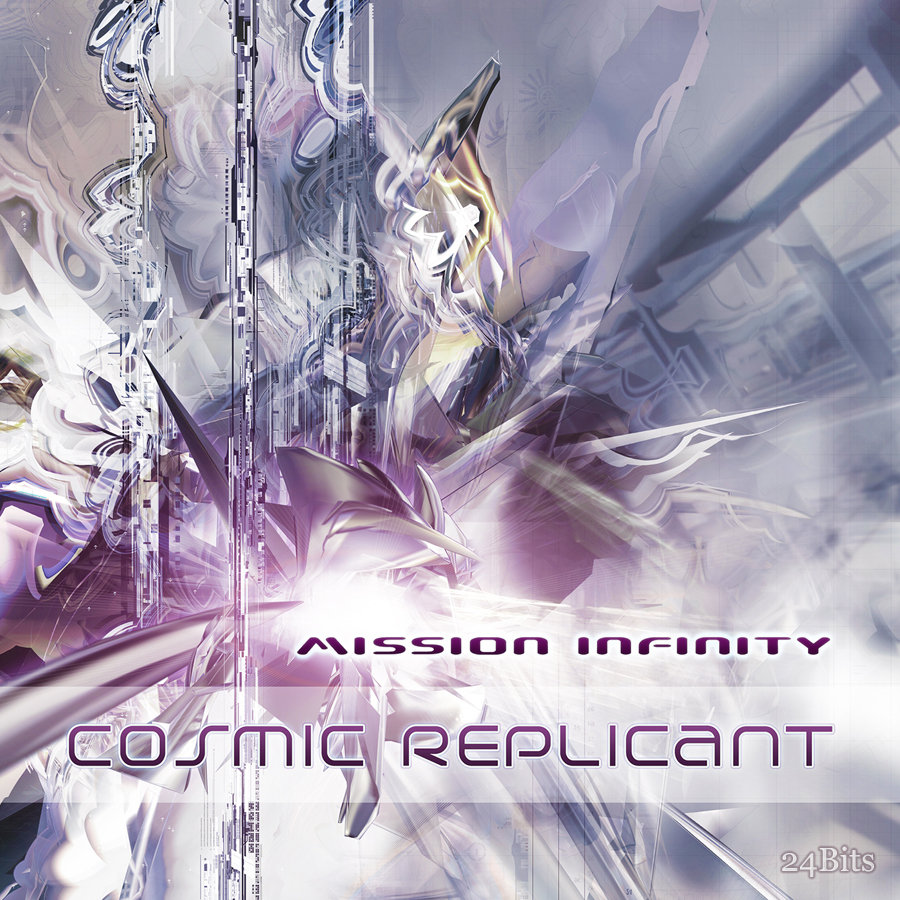 Cosmic Replicant - Spiral Station V.2 @ 'Mission Infinity' album (electronic, mission infinity flac)