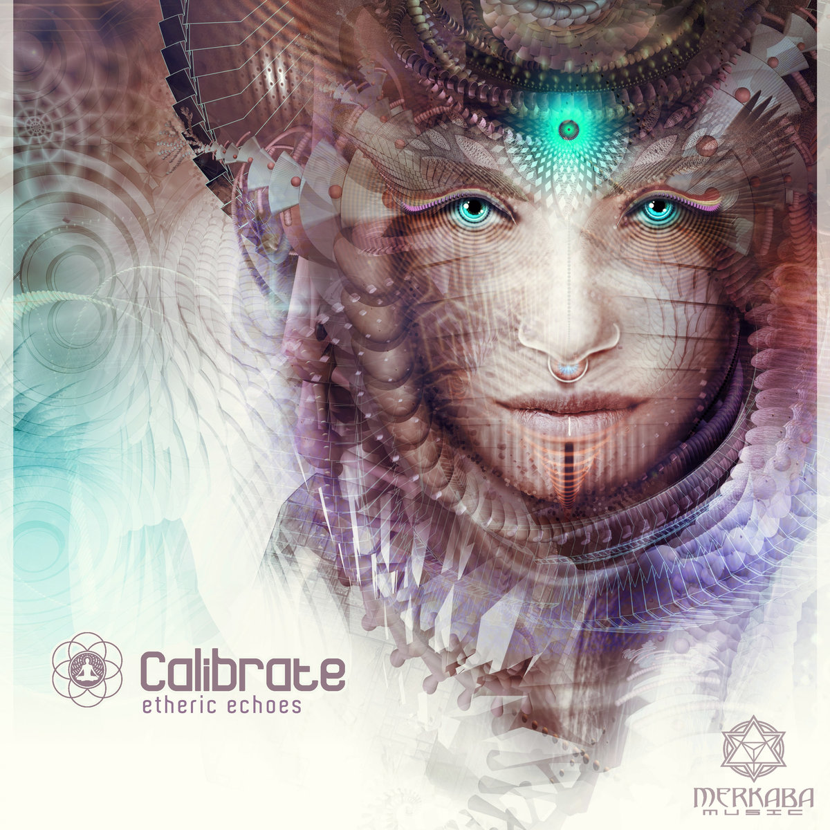 Calibrate - Etheric Echoes @ 'Etheric Echoes' album (electronic, ambient)