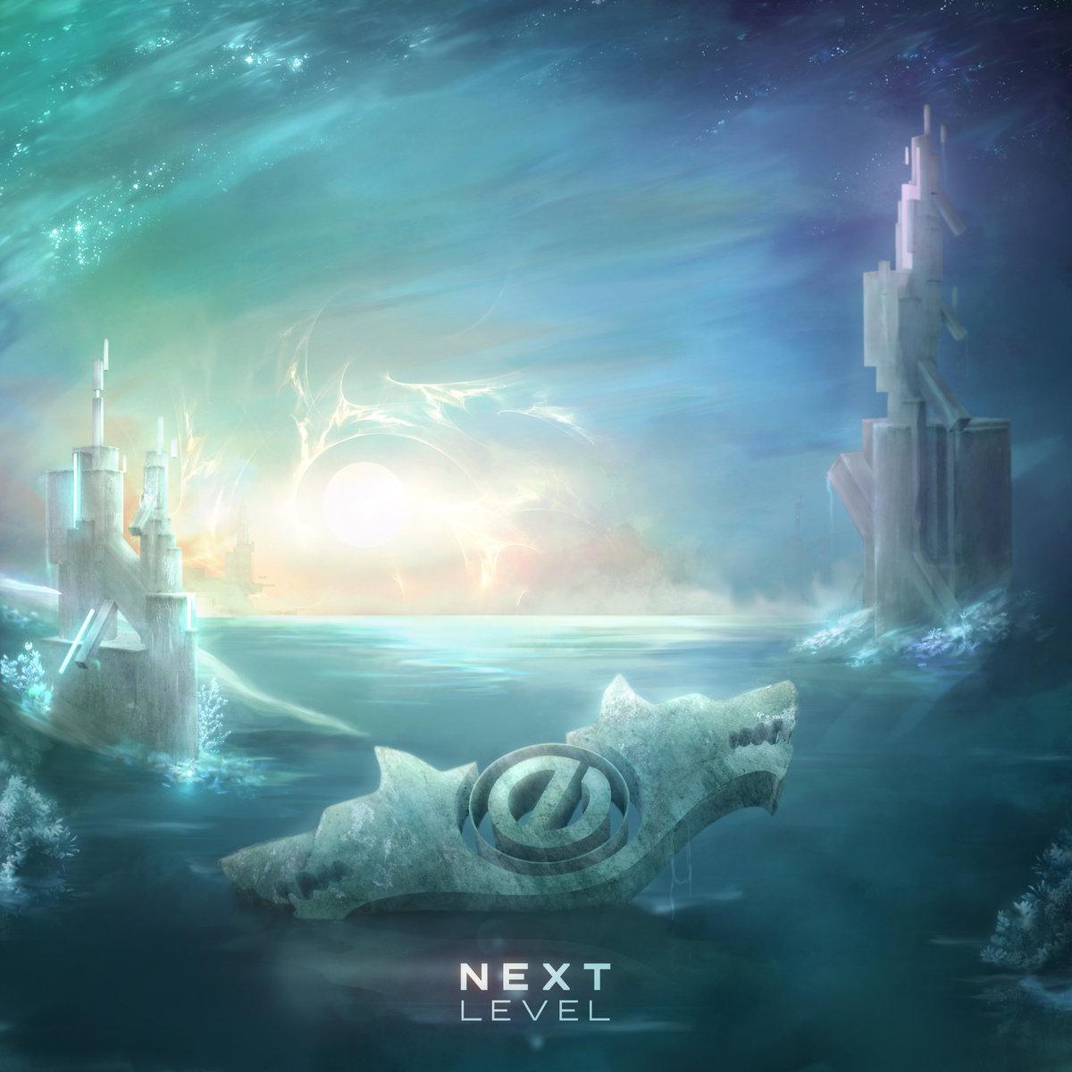 Wolf-E-Wolf - Prometheus @ 'Next Level' album (purple, trap)