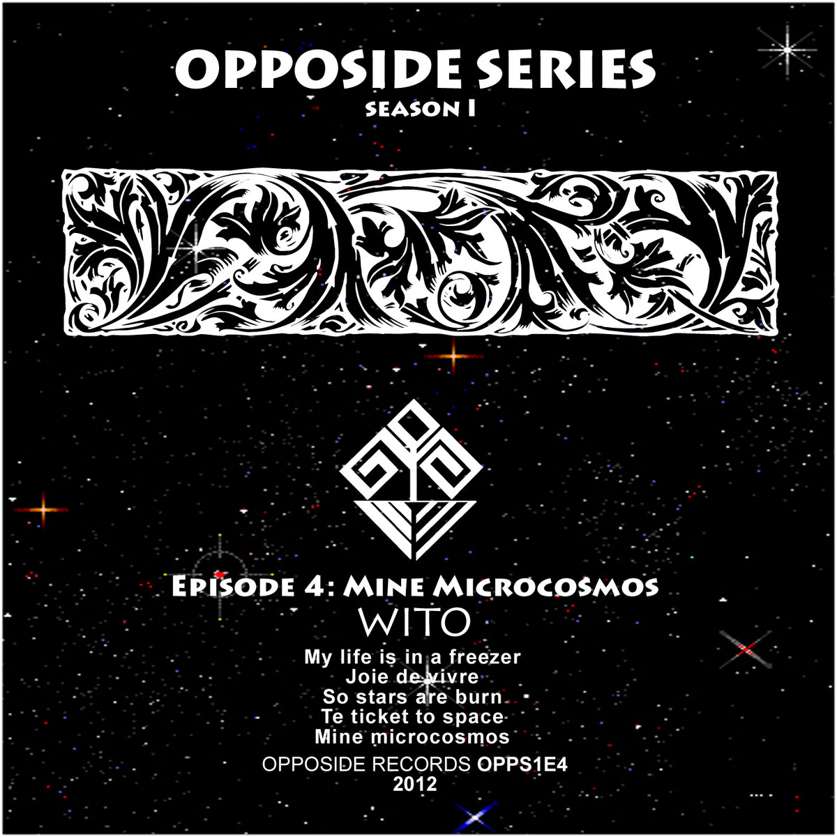 WiTO - The Ticket To Space @ 'Mine Microcosmos' album (electronic, drum'n'bass)