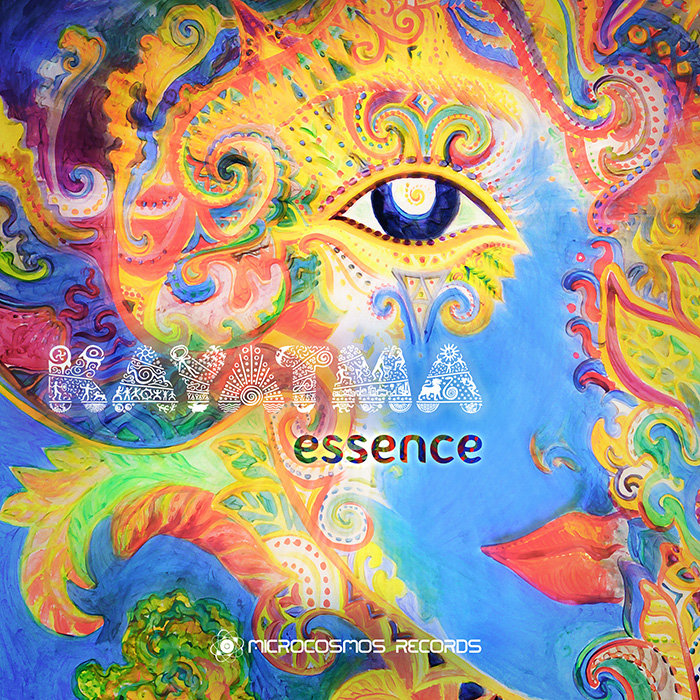 Kayatma feat. IVA - Gravito @ 'Essence' album (ambient, chill-out)