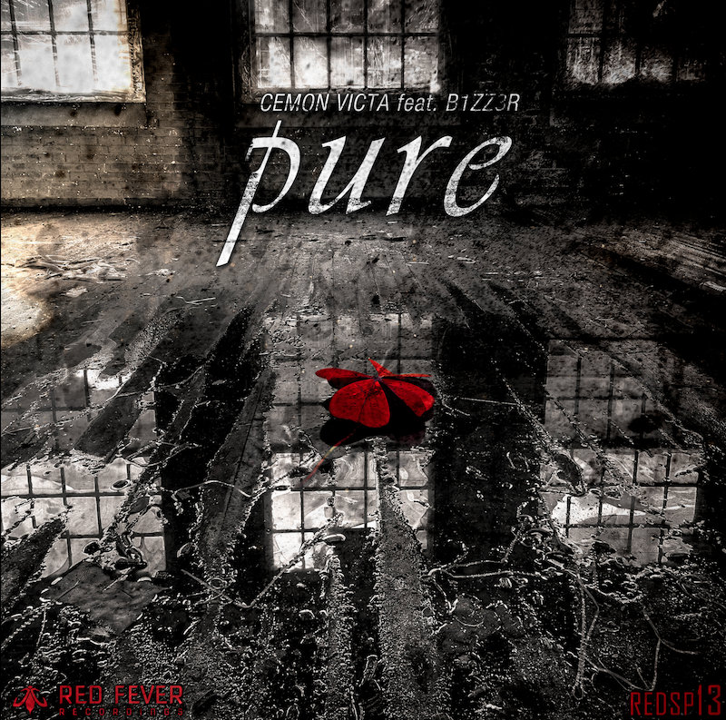 Cemon Victa feat. B1zz3r - Pure (artwork)