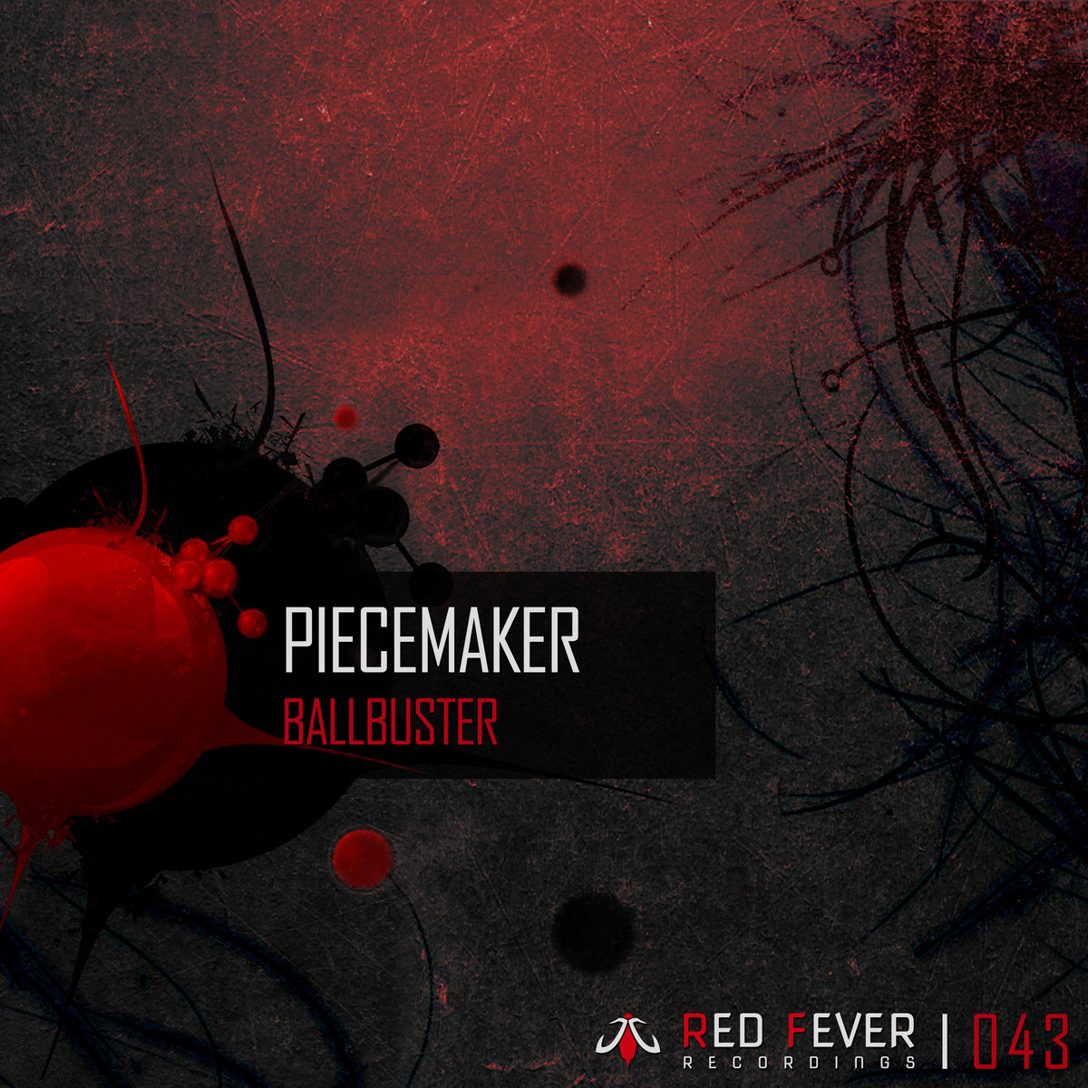 Piecemaker - Craptastic @ 'Ballbuster' album (electronic, gabber)