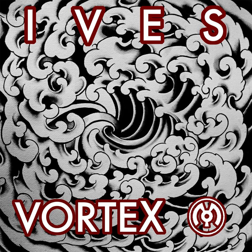 Ives feat. Mage Tha Blackheart - Echo @ 'Vortex' album (electronic, dubstep)