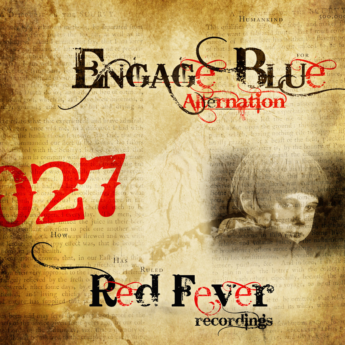 Engage Blue - Alternation (artwork)