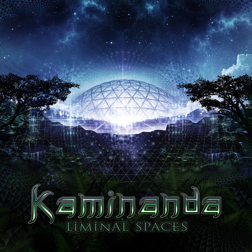 Kaminanda - The Jade Palace @ 'Liminal Spaces' album (edm, electronic)