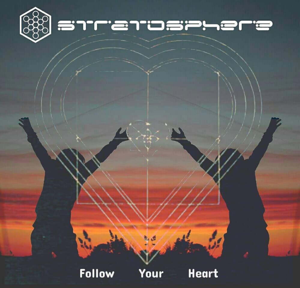 Stratosphere - Vibrational Awakening @ 'Follow Your Heart' album (beacon of the blue ray, chill)