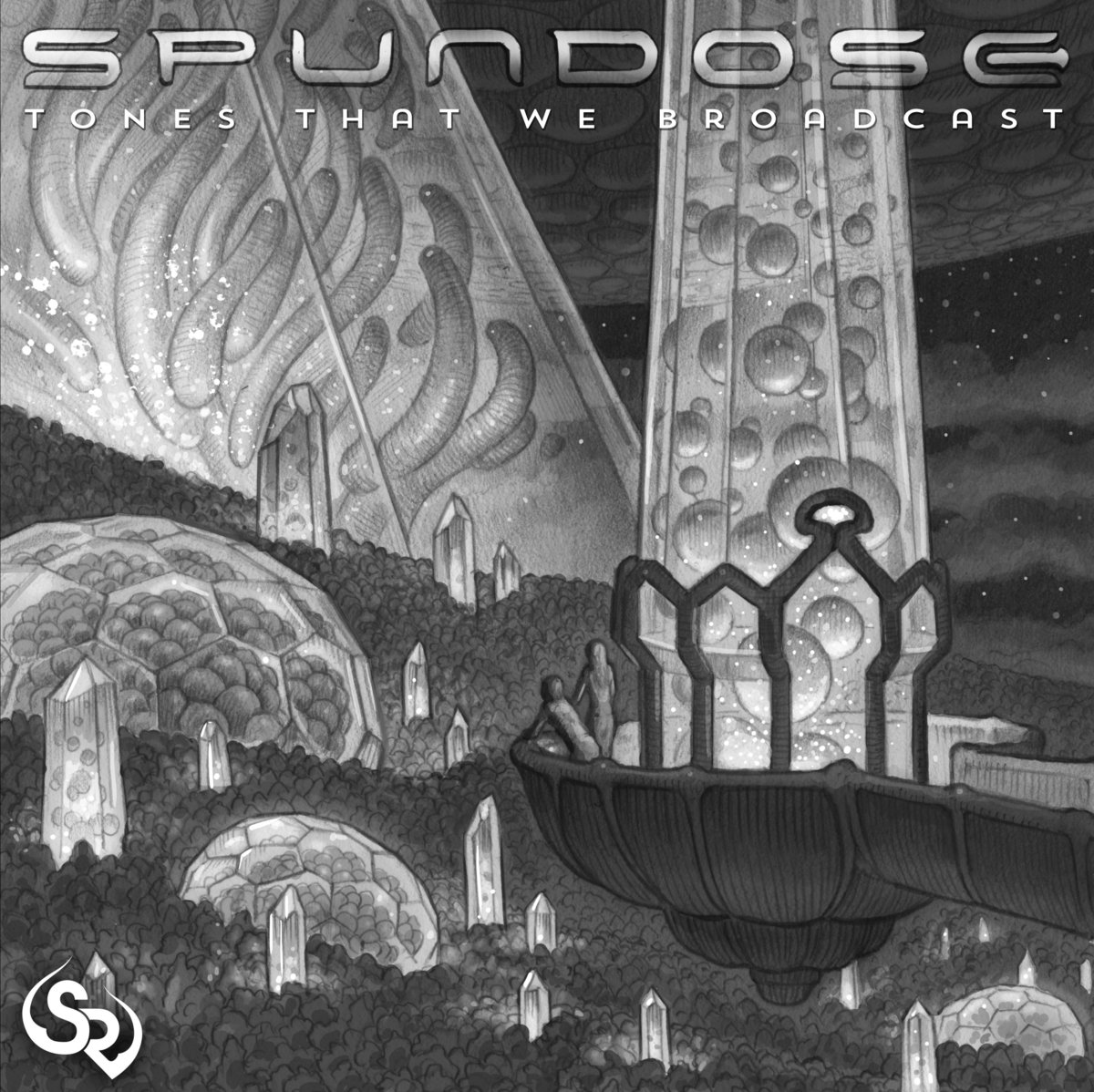 Spundose - Datrox-3 @ 'Tones That We Broadcast' album (bass, electronic)