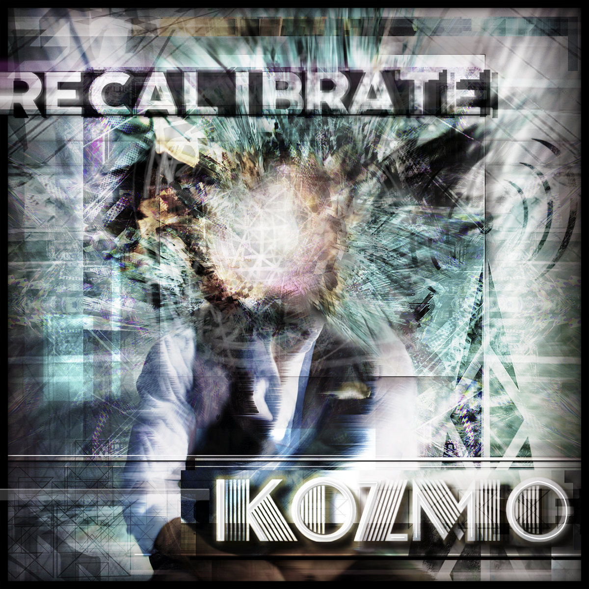 Kozmo feat. Mike.iLL - Don't Make Me Laugh @ 'Recalibrate' album (bass, electronic)