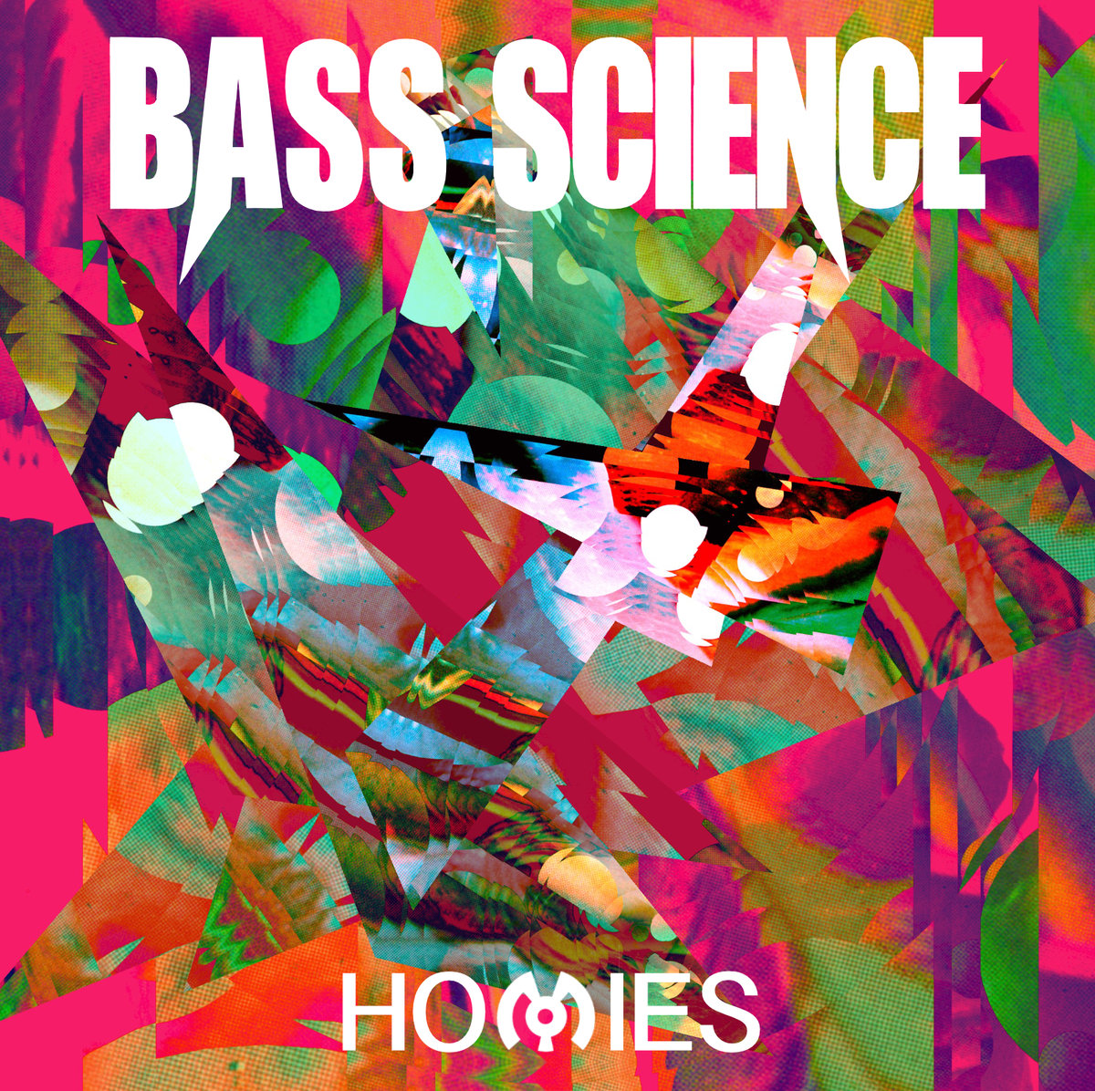 Bass Science feat. Headphone Activist - Neon City @ 'Homies' album (electronic, dubstep)
