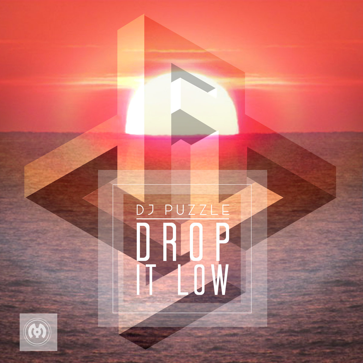 DJ Puzzle - Brain Machine (Werk It) @ 'Drop It Low' album (electronic, dubstep)
