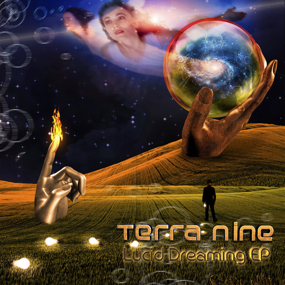 Terra Nine - Lucid Dreaming @ 'Lucid Dreaming EP' album (electronic, lucid dreaming download)