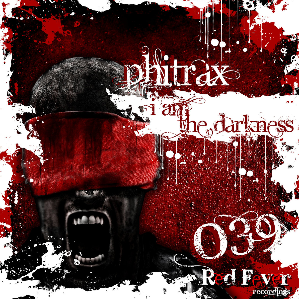 Phitrax feat. Blacksmith - The Bass Of Vortex @ 'I Am The Darkness' album (electronic, gabber)