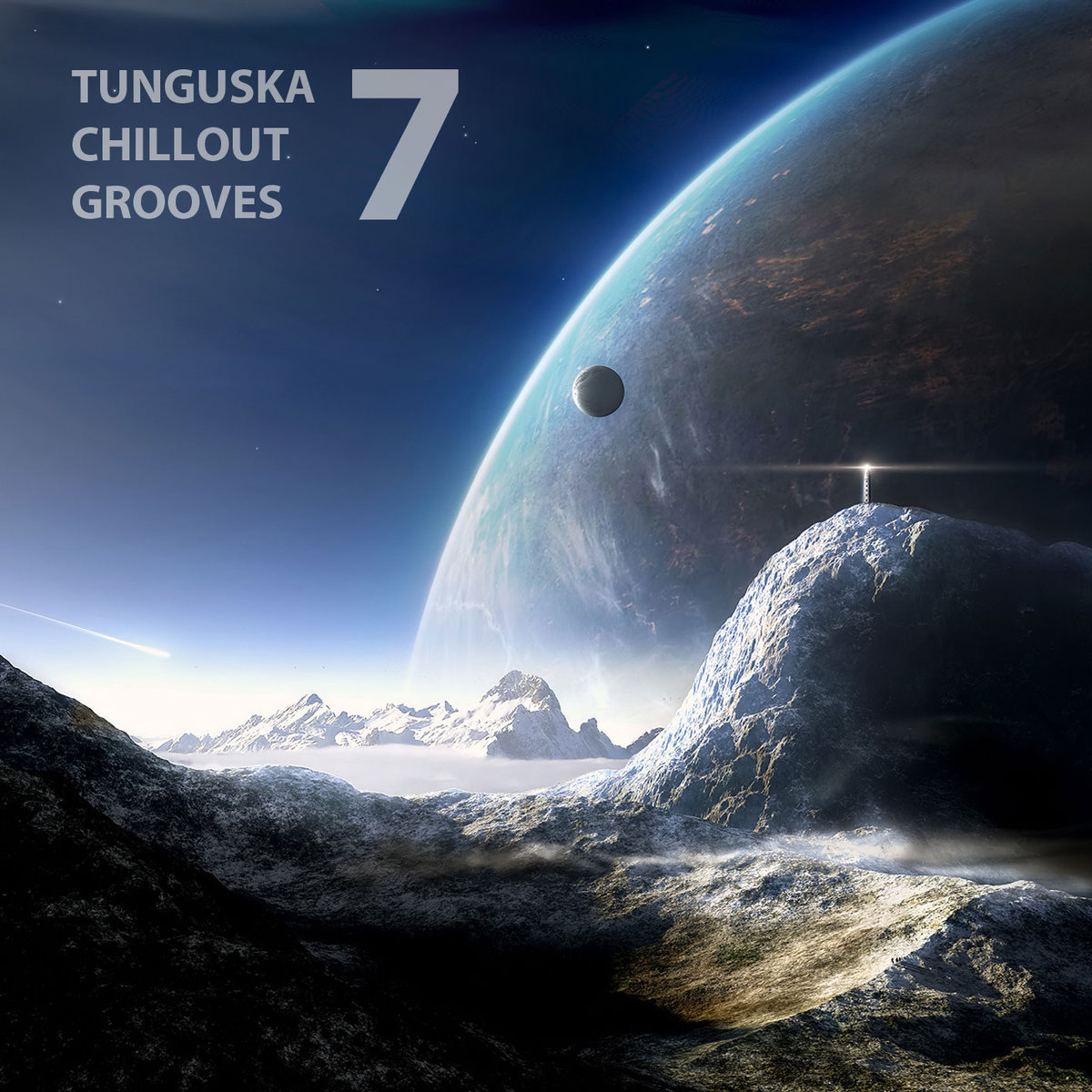Fluidis - Ghosts Of The Past @ 'Tunguska Chillout Grooves - Volume 7' album (electronic, ambient)