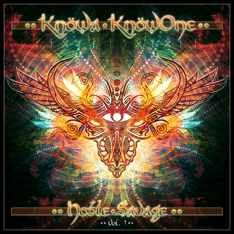 Knowa Knowone - Noble Savage Vol. 1 @ 'Noble Savage Vol. 1' album (bass, electronic)