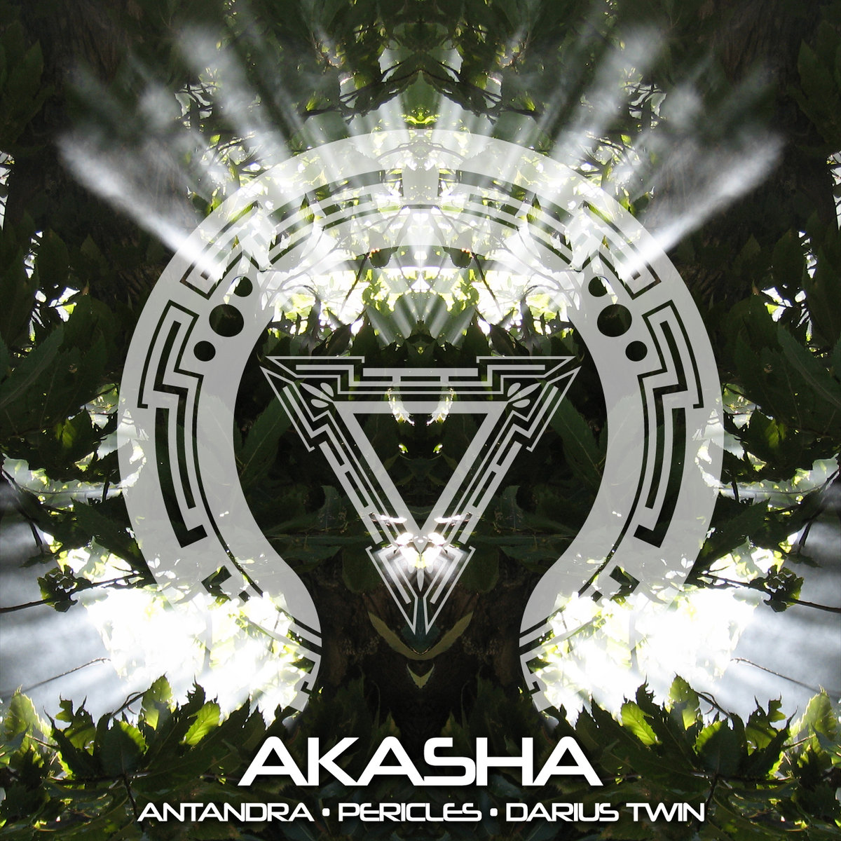 Antandra - Akasha (Original Mix) @ 'V/A - Akasha' album (ambient, bass music)