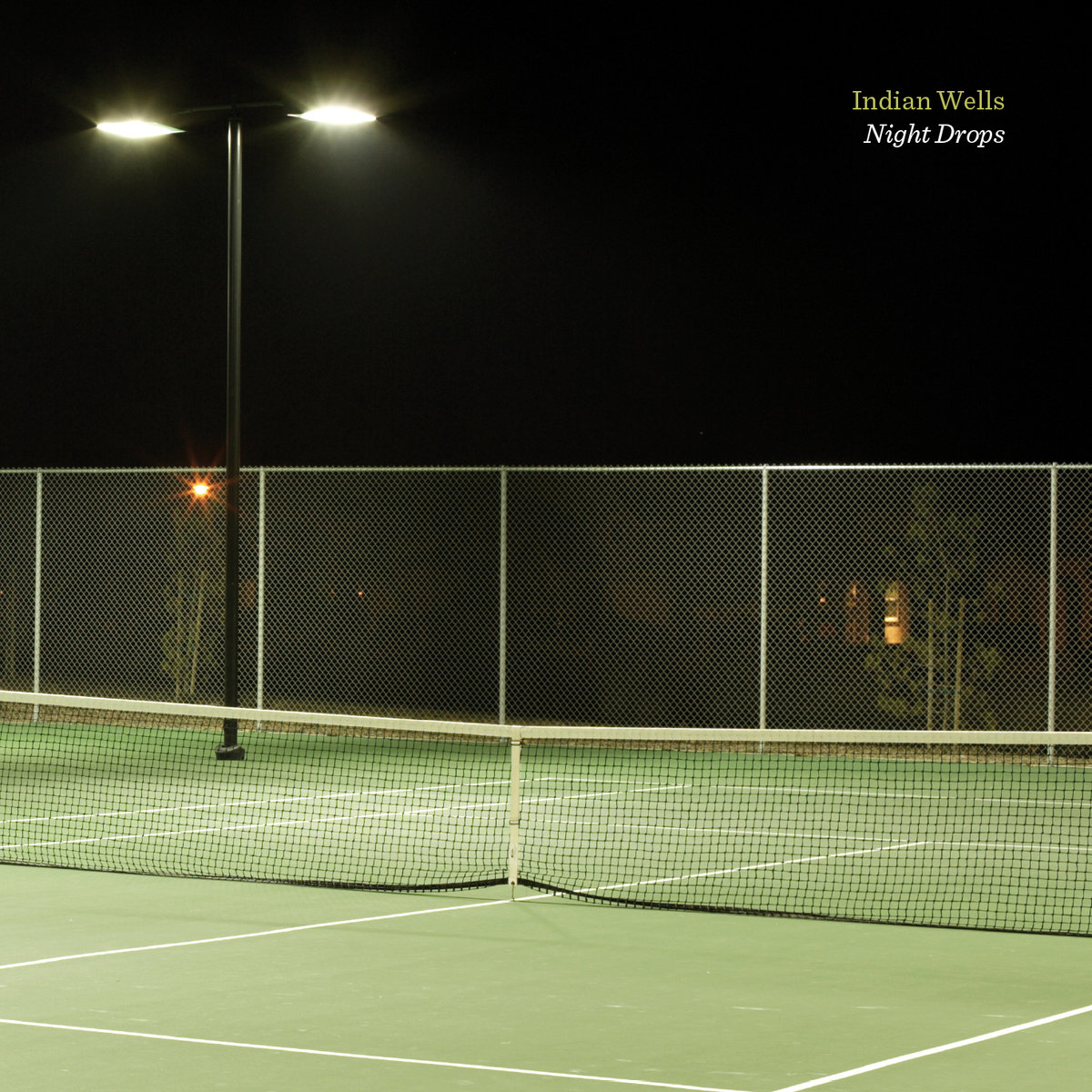 Indian Wells - Golden Shoes @ 'Night Drops' album (alternative, ambient)